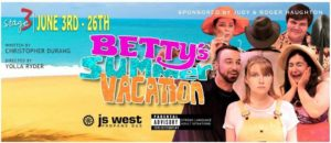 Bettys Summer Vacation
